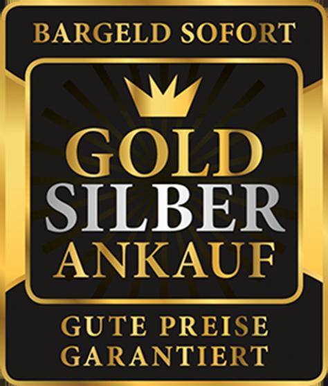 Bargeld sofort - Gold Silber Ankauf - Gute Preise garantiert