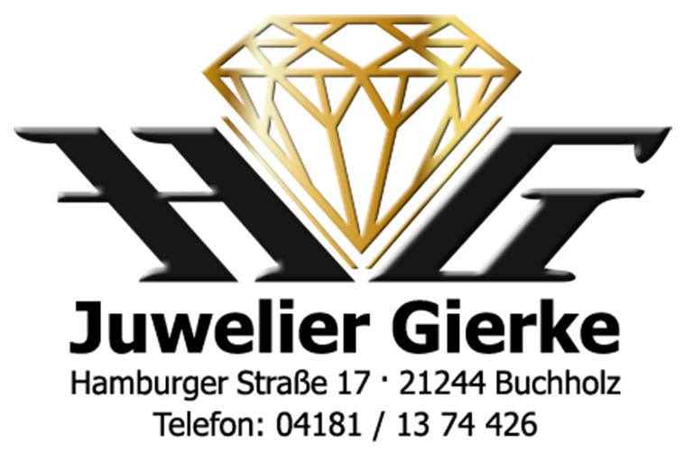 Juwelier Gierke Buchholz Logo und Adresse